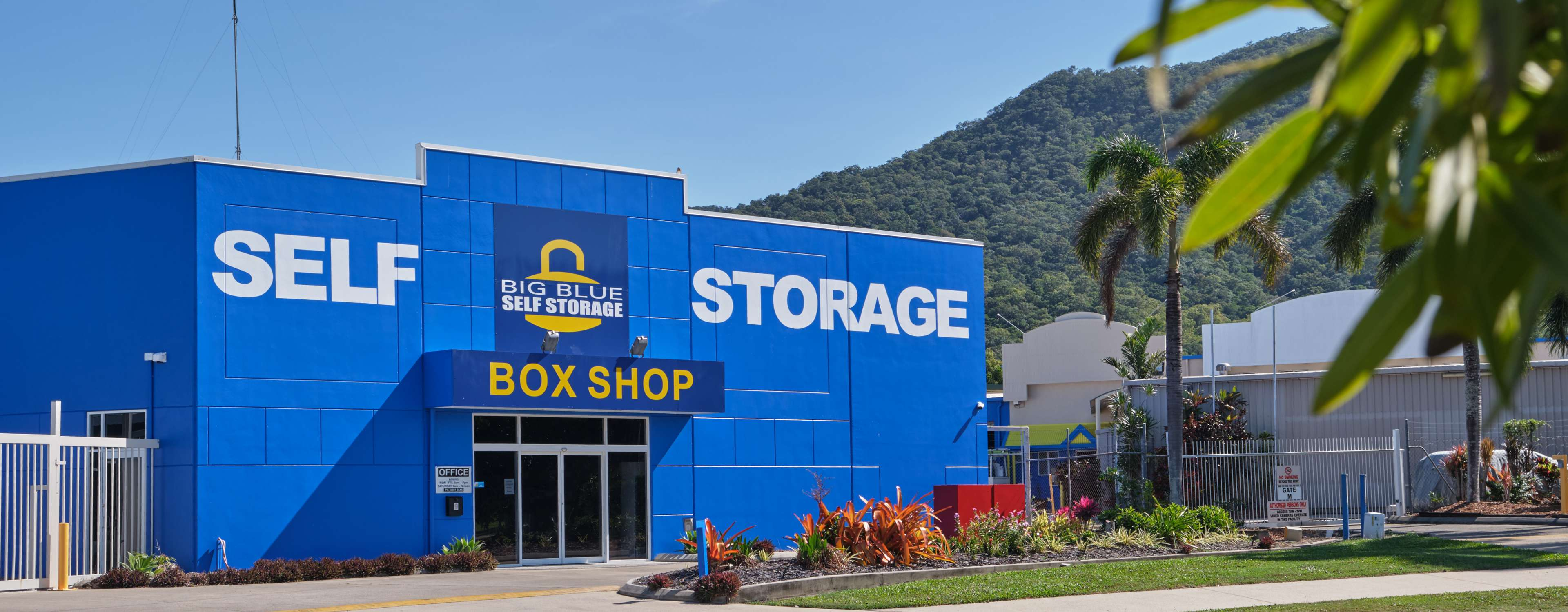 cairns self storage